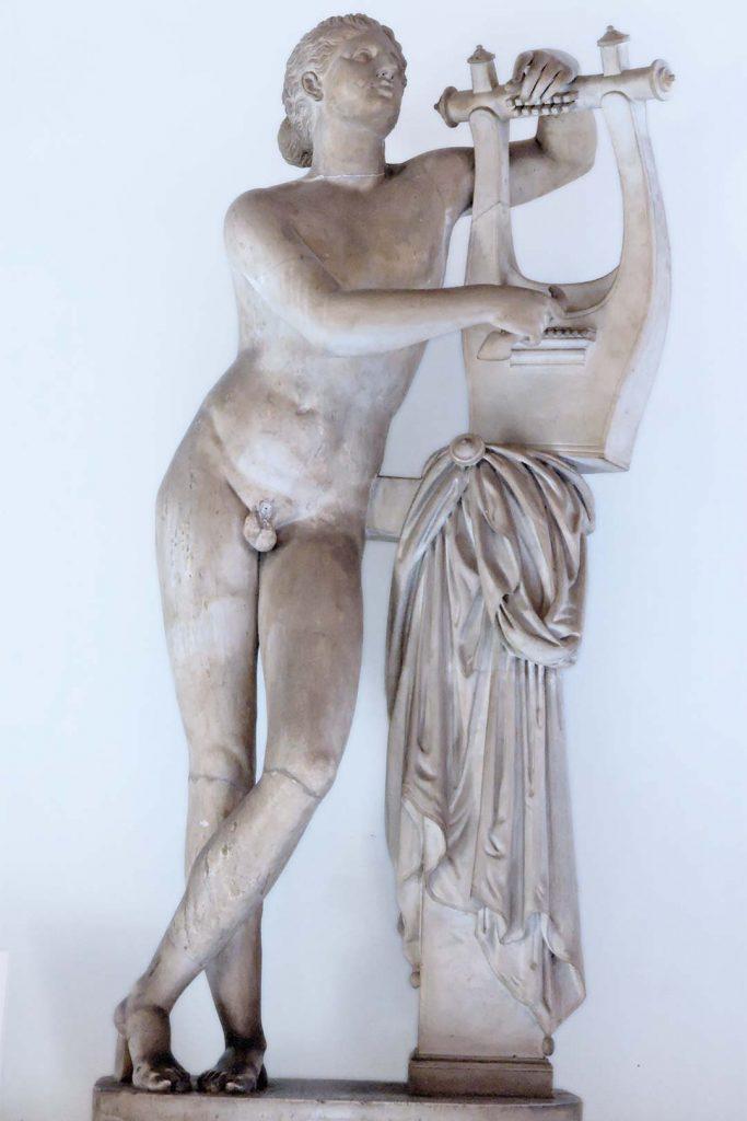 Escopas - Estatua de Pothos
