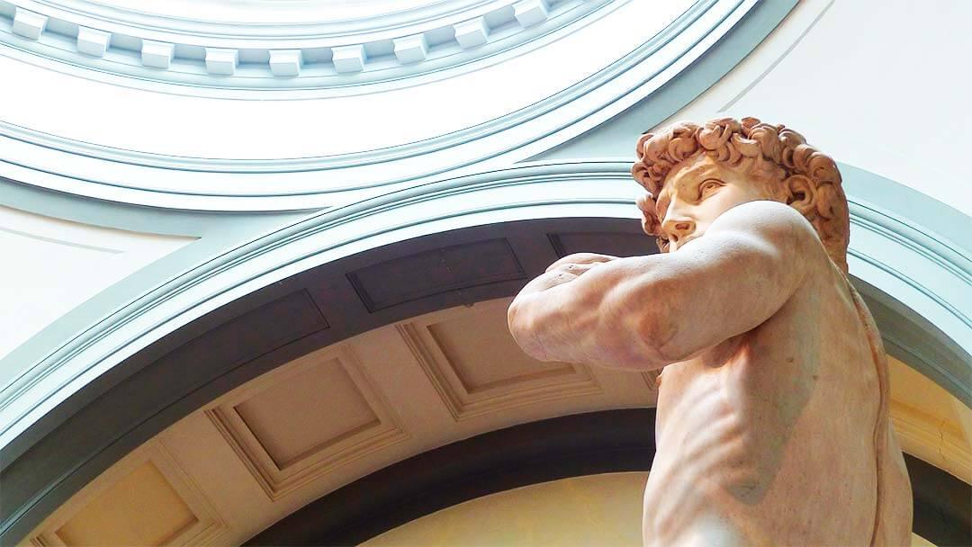 david estatua
