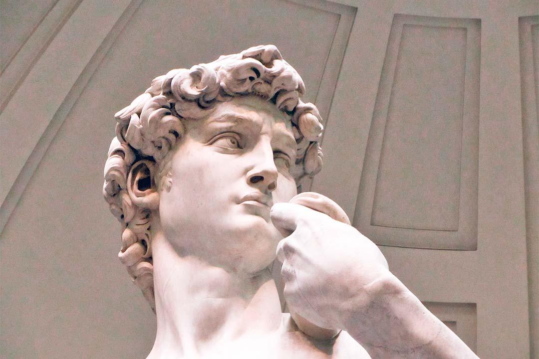 escultura de david