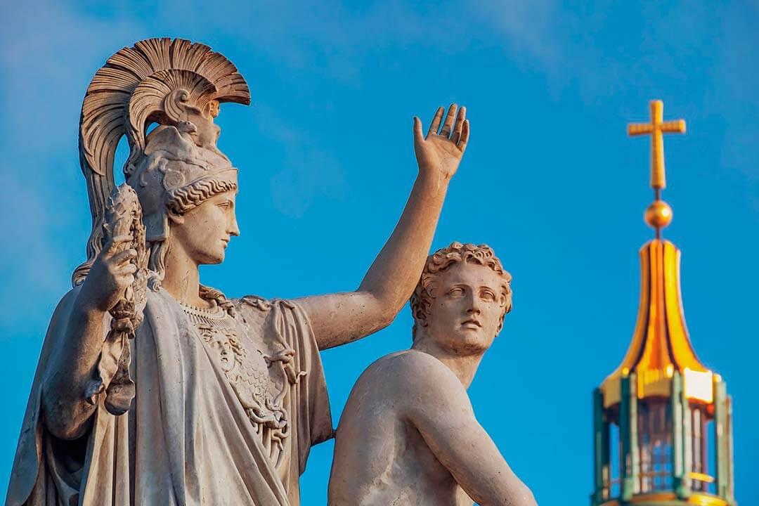 esculturas griegas antiguas