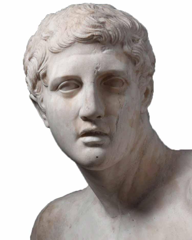 mirón escultor