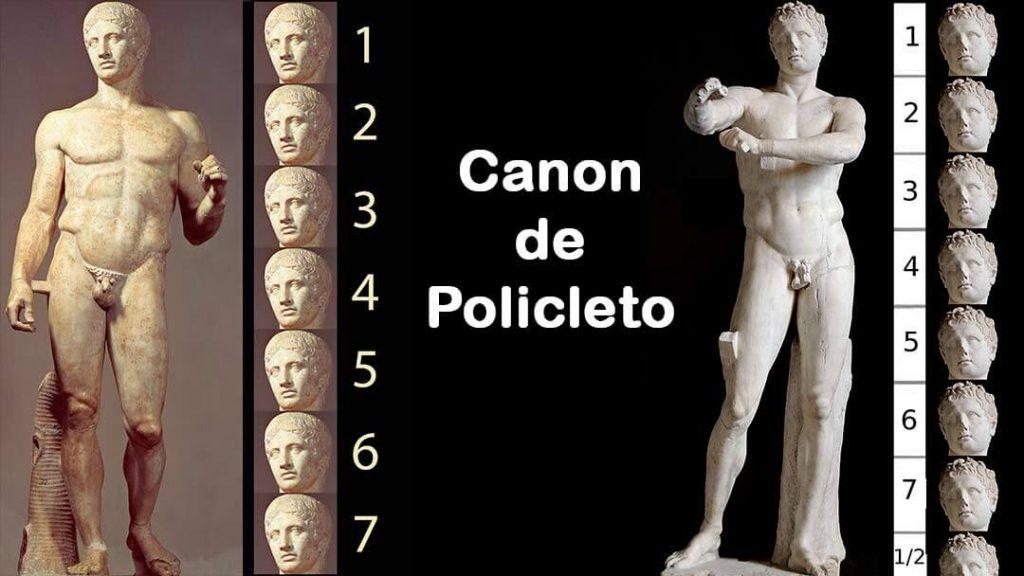 policleto canon