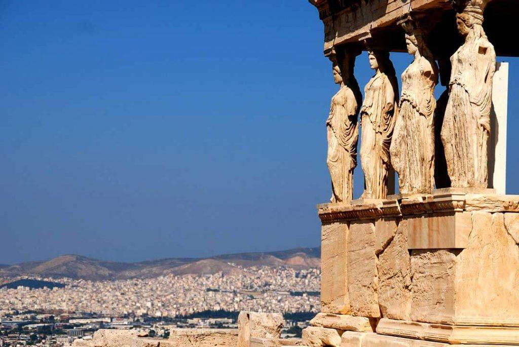 grecia escultura