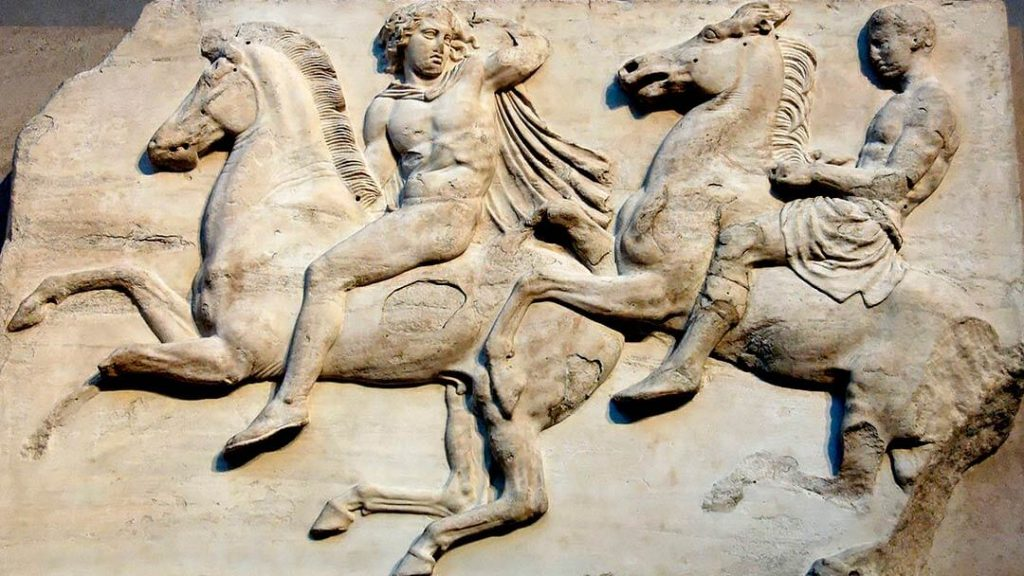 escultura griega arcaica