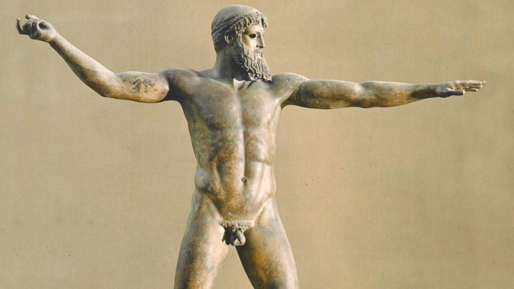 escultura griega clasica