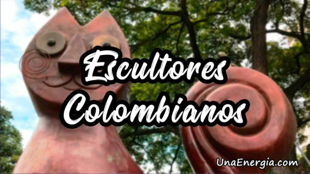 escultores colombianos famosos