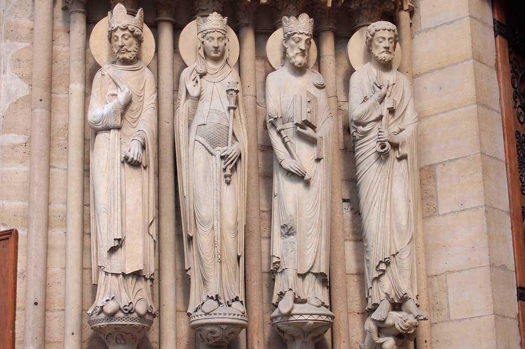 historia de las esculturas