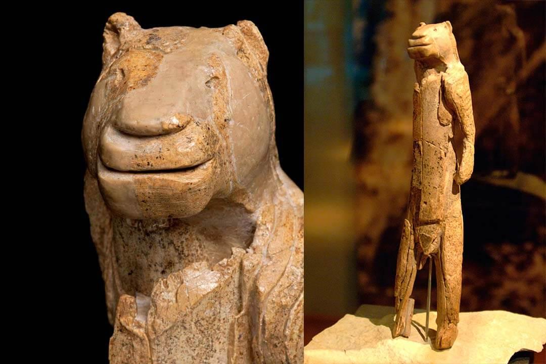primeras esculturas de la prehistoria