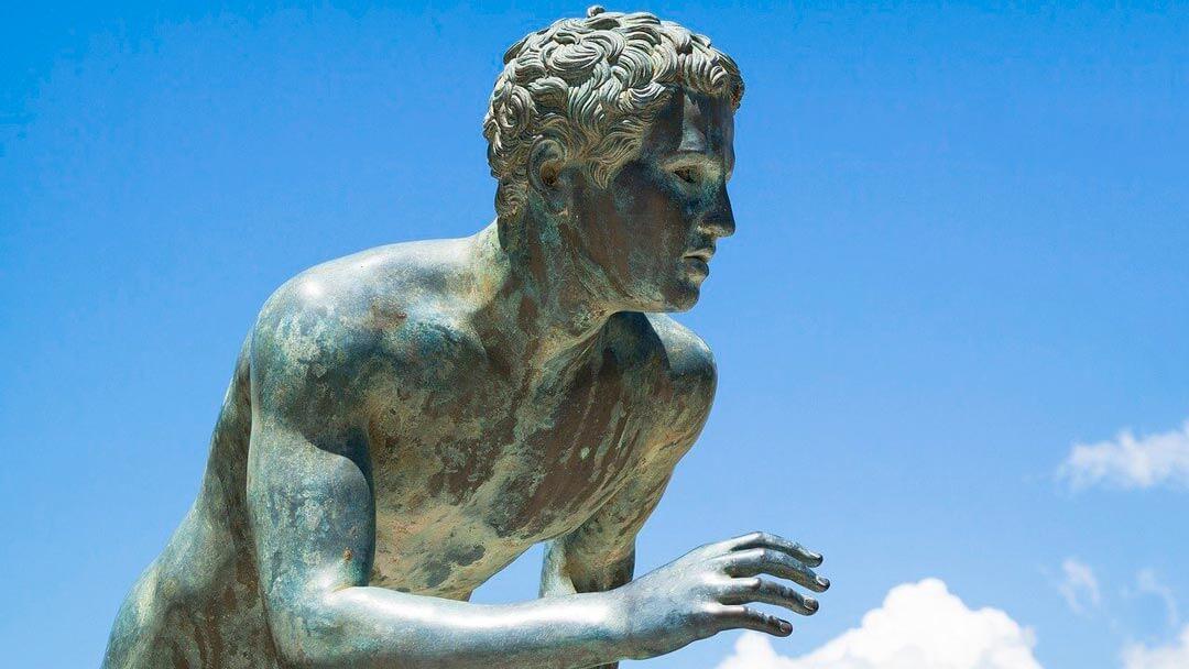 escultura griega etapas