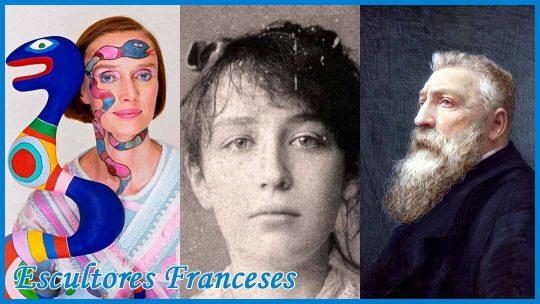 escultores franceses famosos