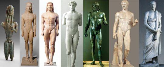 epocas de la escultura