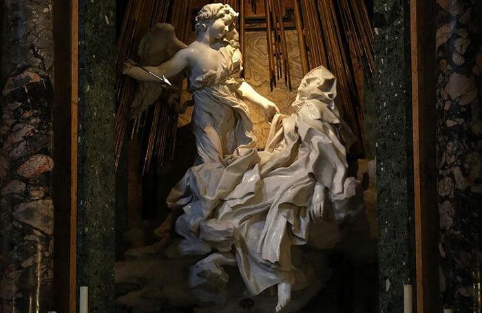 Extasis de Santa Teresa Gian Lorenzo Bernini